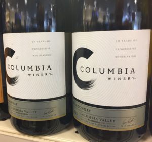 Wine that owns the shelf