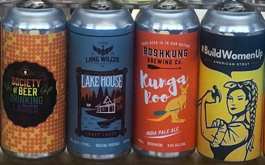 Brewers: Expand your packaging options with labels