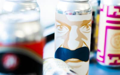 The Beer Sisters help us think outside the bottle (or can) in our first-ever label competition